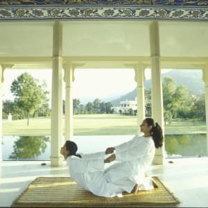 Ananda In The Himalayas in Rishikesh: Thai Massage