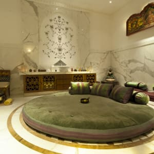 The Imperial in Delhi: Thai Massage Room at The Imperial Spa