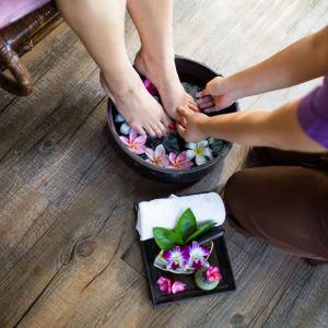 Fair House Beach Resort & Hotel à Ko Samui: The Pandanus Spa | Feet Treatment