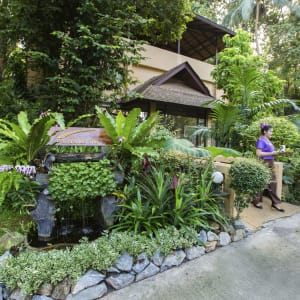 Fair House Beach Resort & Hotel à Ko Samui: The Pandanus Spa | from outside
