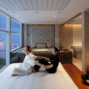 Mandarin Oriental Macau: The Spa