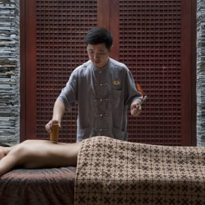 Mandarin Oriental Sanya à Hainan: Traditional Chinese Medecine