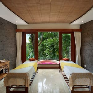 Jannata Resort & Spa in Ubud: Treatment Room