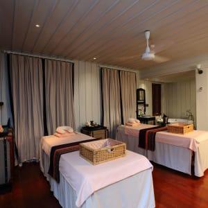 Burasari Heritage in Luang Prabang: Treatment Room