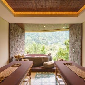 Wapa di Ume Sidemen à Ouest de Bali: Treatment room