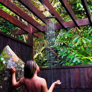 Bungaraya Island Resort à Kota Kinabalu:  Wellness