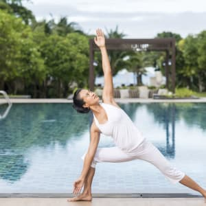 Layana Resort & Spa in Ko Lanta: Wellness Yoga