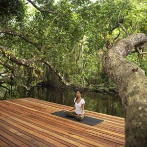 Wa Ale in Mergui Archipel: Yoga