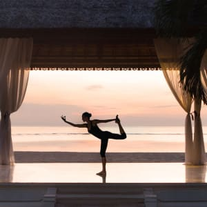Nusa Dua Beach Hotel & Spa à Sud de Bali: Yoga