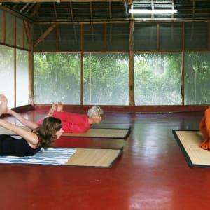 Marari Beach Resort à Mararikulam: Yoga