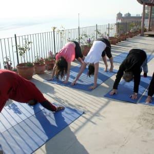 Suryauday Haveli à Varanasi: Yoga