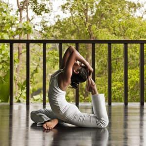 COMO Uma Ubud: Yoga