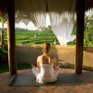 The Ubud Village Resort & Spa:  Yoga