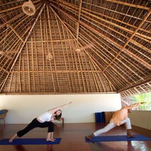 Neeleshwar Hermitage: Yoga