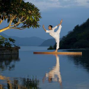 Mandarin Oriental Sanya à Hainan: Yoga