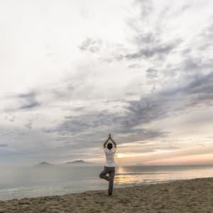 Boutique Hoi An Resort:  Yoga
