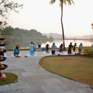 Mercure Goa Devaaya Retreat: Yoga
