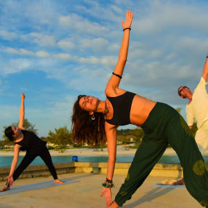 The Royal Sands Koh Rong in Sihanoukville & Inseln:  Yoga