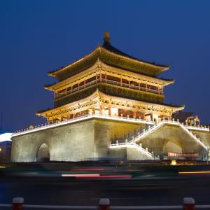 China aktiv erleben ab Peking: Xian Bell Tower
