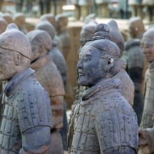 China für Geniesser mit Luxus-Kreuzfahrt auf dem Yangtze ab Peking: Xian Terracotta Warriors