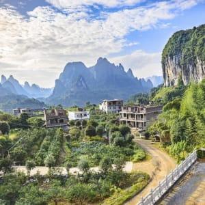 China aktiv erleben ab Peking: Xingping, Yangshuo County