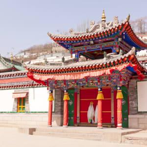 Glanzlichter Chinas mit dem Zug ab Peking: Xining Kumbum Monastery