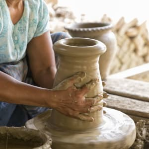 Le Myanmar authentique de Yangon: Yandabo Pottery