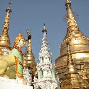 Le pays doré de Yangon: Yangon: Shwedagon Pagoda