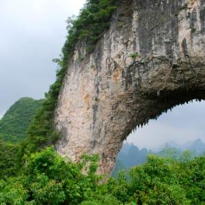 Märchenhaftes Südchina ab Shanghai: Yangshuo Elephant Hill