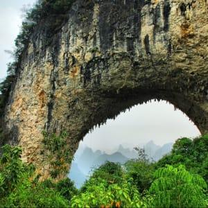 Les hauts lieux de la Chine de Pékin: Yangshuo: Mountains of the Moon