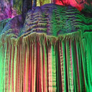 Reisterrassen & Bizarre Berglandschaften ab Guilin: Yangshuo: Silver Cave