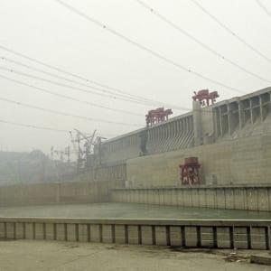 La Chine impériale avec une croisière sur le Yangtsé de Pékin: Yangtze Three Gorges Dam