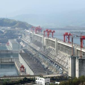 China für Geniesser mit Luxus-Kreuzfahrt auf dem Yangtze ab Peking: Yangtze: Three Gorges Dam