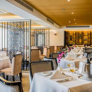 China für Geniesser mit Luxus-Kreuzfahrt auf dem Yangtze ab Peking: Yangzi Explorer Restaurant