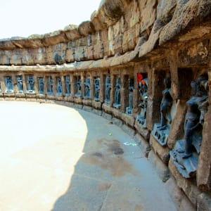 Odisha, terre des temples de Bhubaneswar: Yogini Temple Hirapur