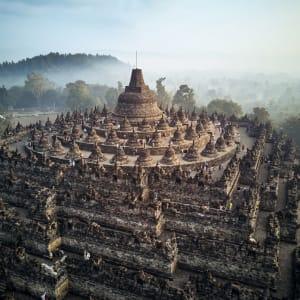 Java-Bali für Geniesser ab Yogyakarta: Yogyakarta Borobudur
