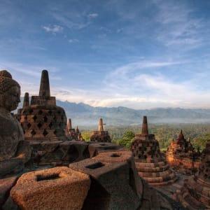 Tour de ville & Temple de Borobudur à Yogyakarta: Yogyakarta Borobudur