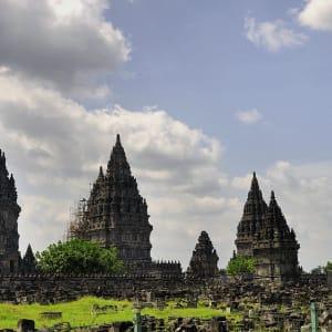 Java-Bali Kompakt ab Yogyakarta: Yogyakarta Prambanan Temple