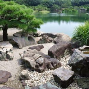 Gruppenreise «Facettenreiches Japan» ab Tokio: Zen garden, Ritsurin Park, Takamatsu, Shikoku