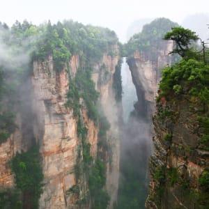 Märchenhaftes Südchina ab Shanghai: Zhangjiajie National Forest Park First Bridge