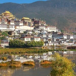 Découverte active du Yunnan de Kunming: Zhongdian Ganden Sumtseling Monastery