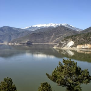 Les hauts lieux du Yunnan de Kunming: Zhongdian:  Napa Lake