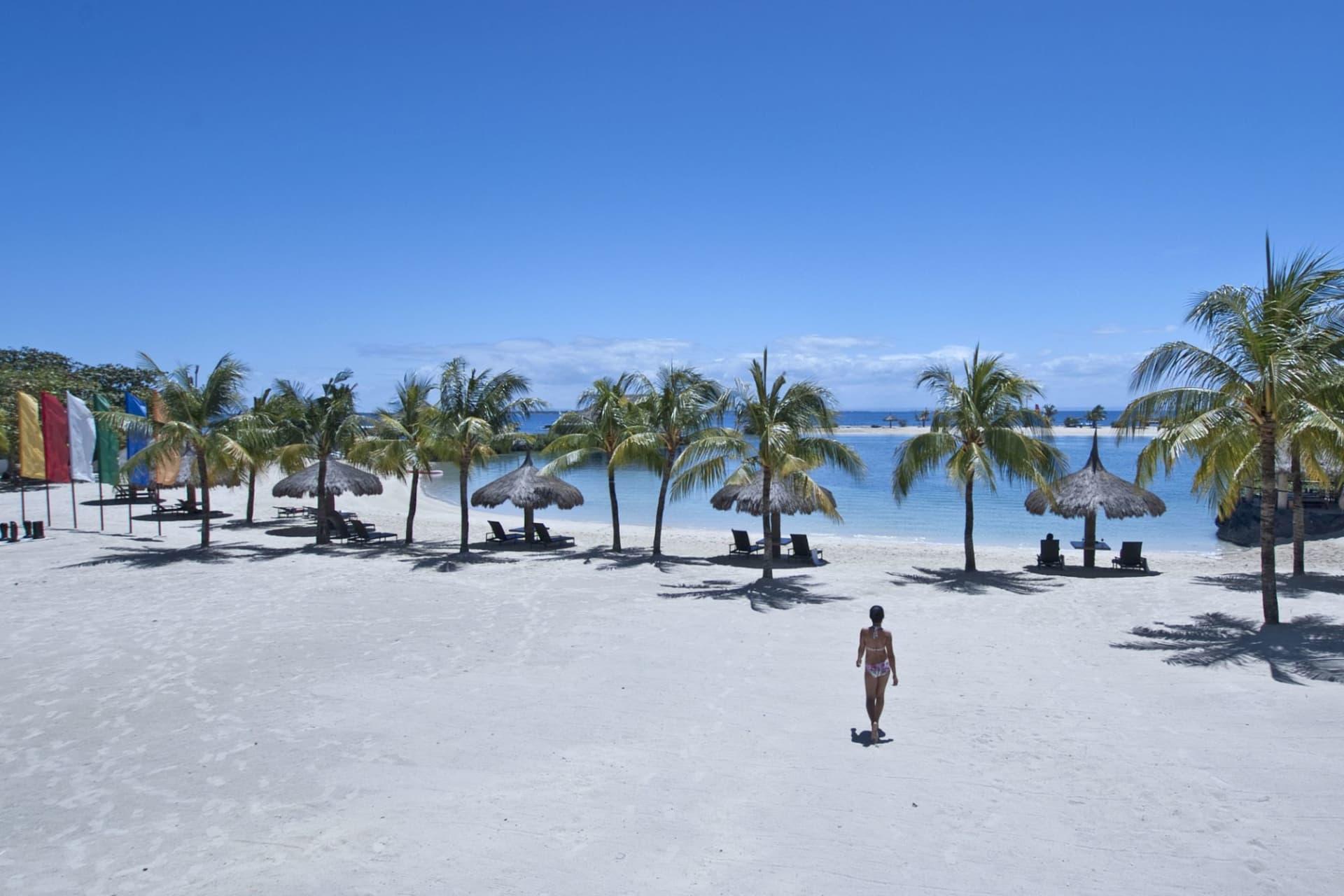 beach: Beachfront