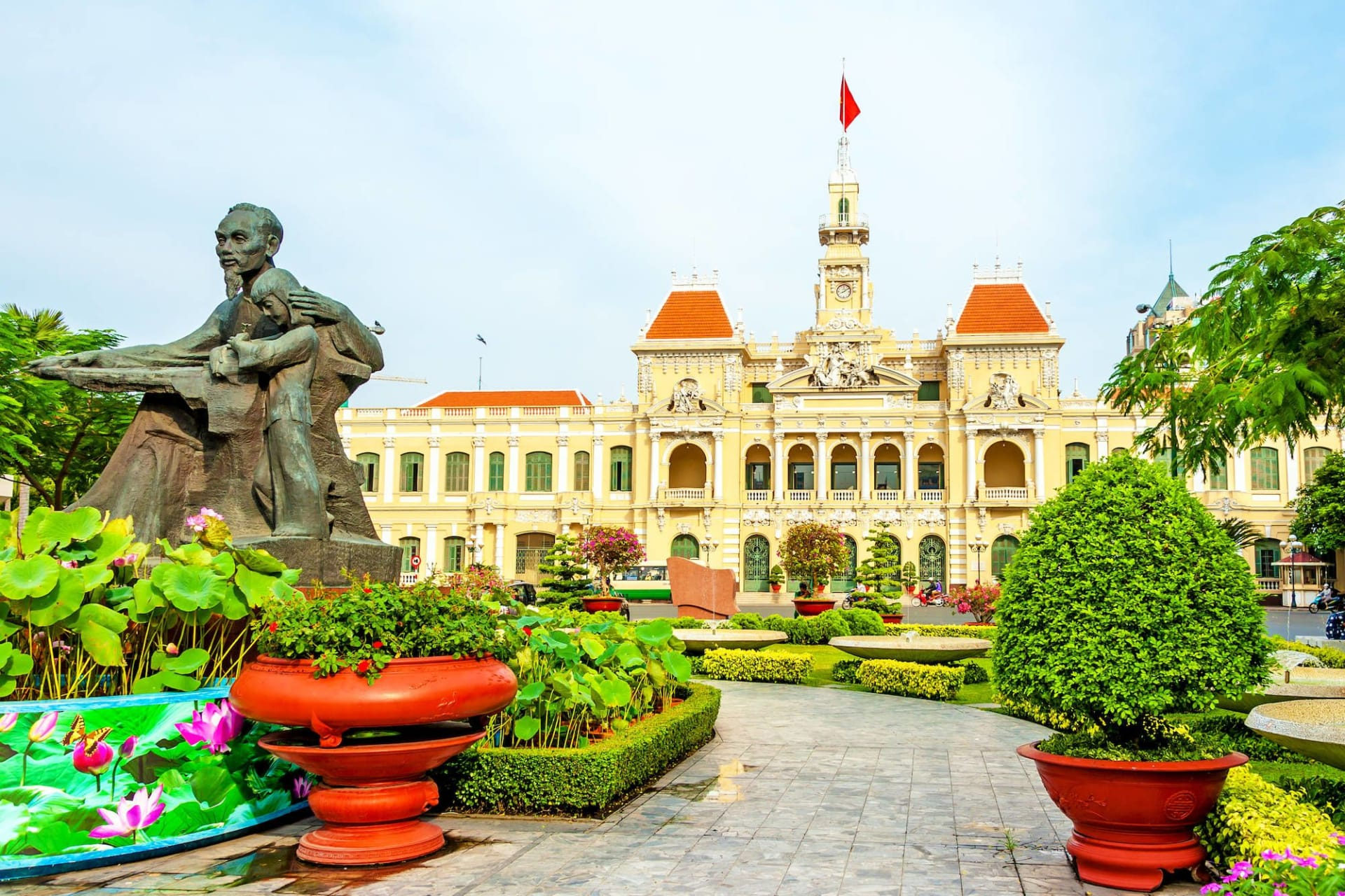 City Hall Saigon