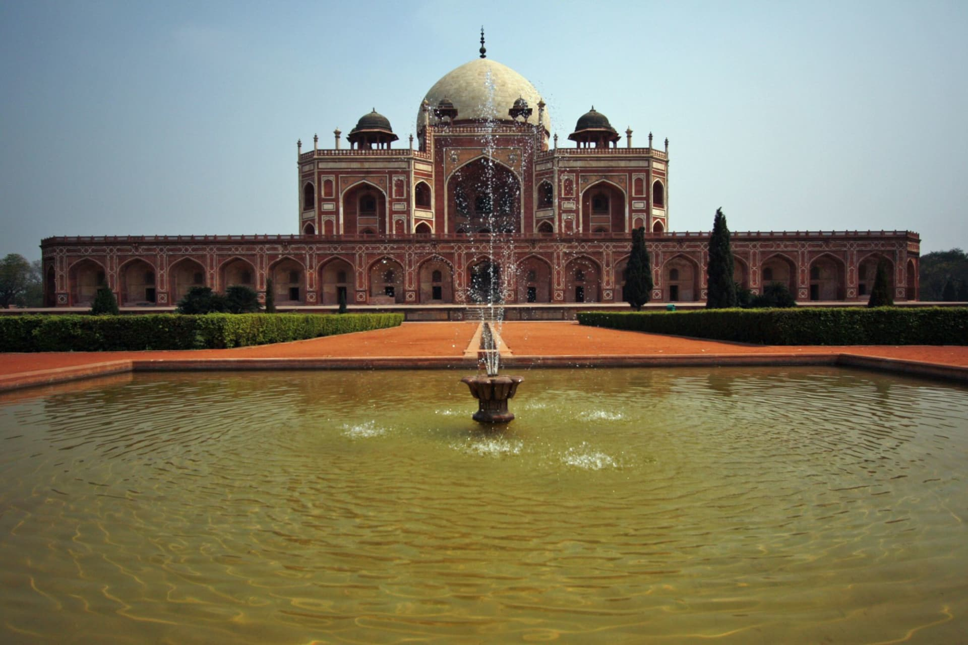 Delhi Humayuns Tomb