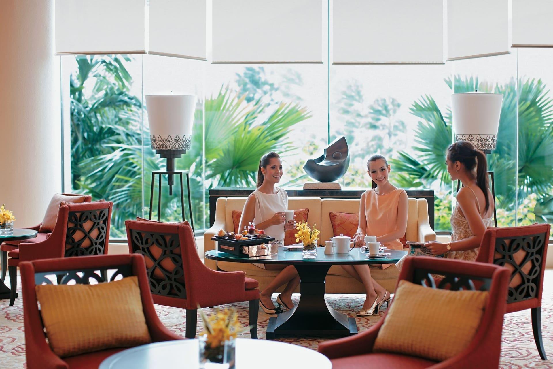 f&b: Lobby Lounge Afternoon Tea