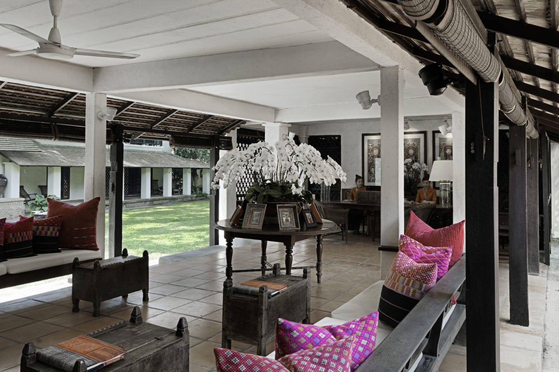 facilities: Hotel Lobby