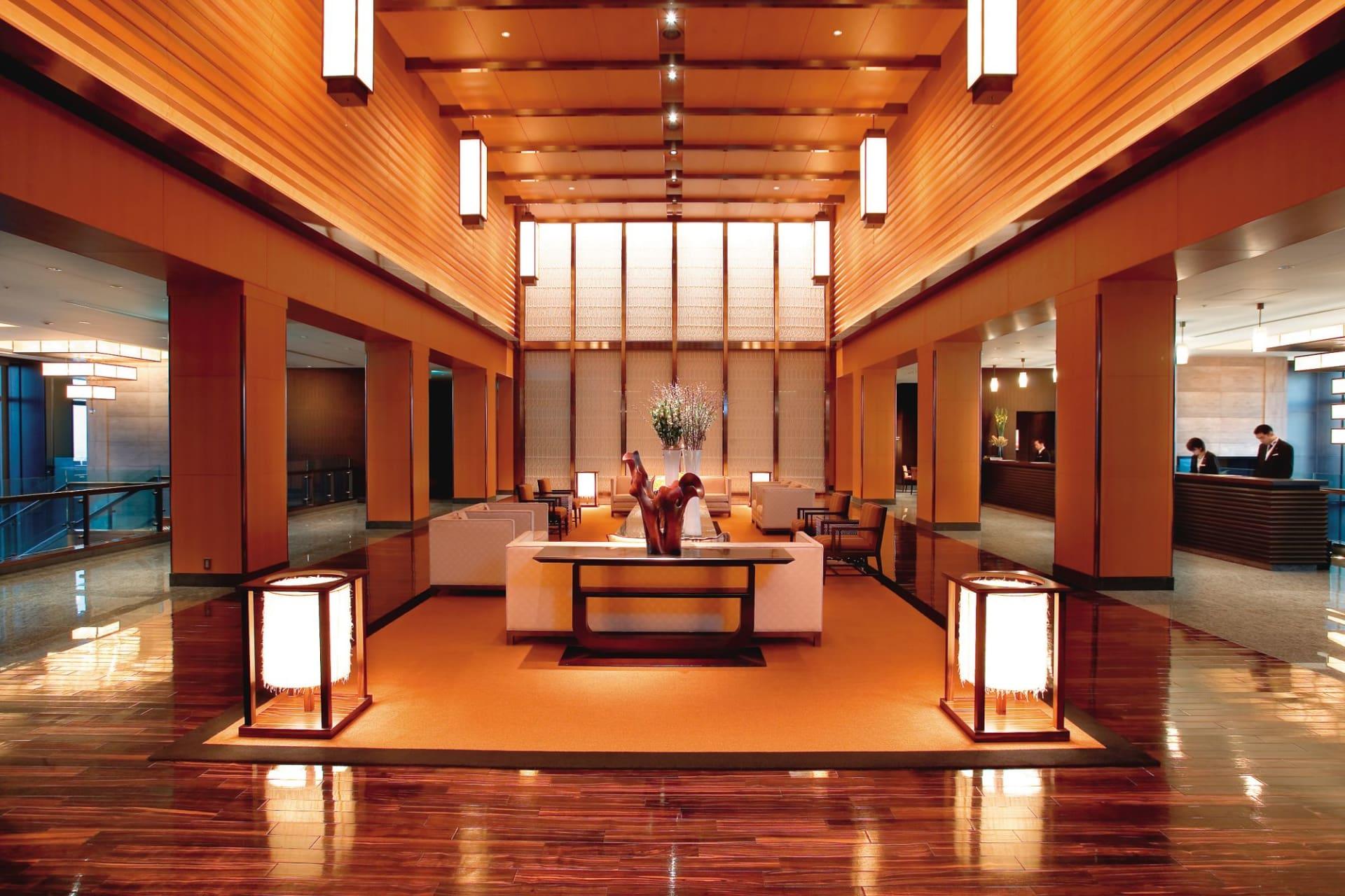 facilities: Lobby