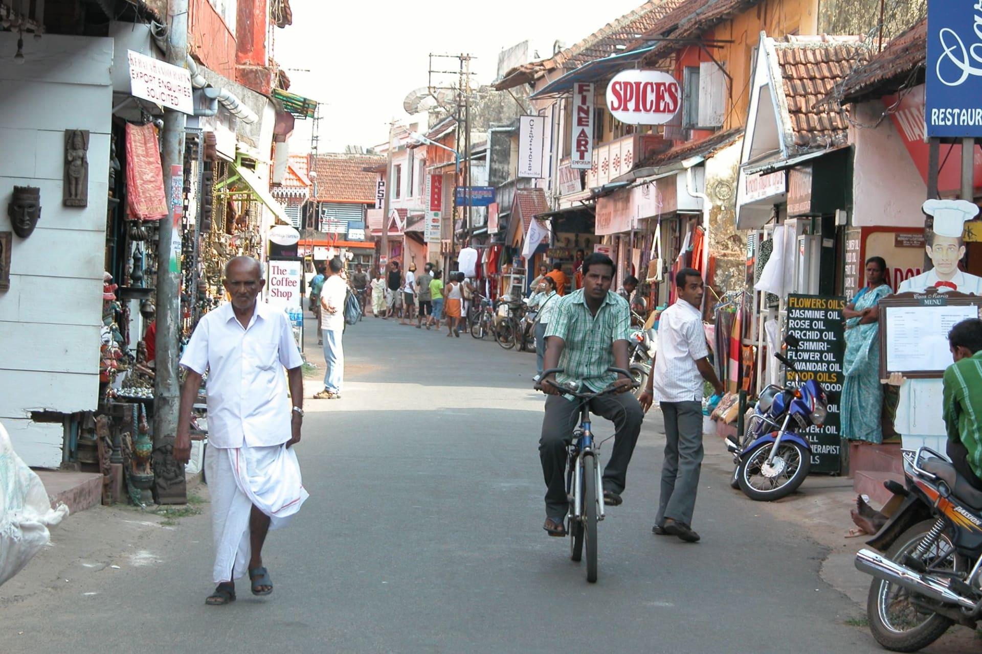 Fort Cochin Street
