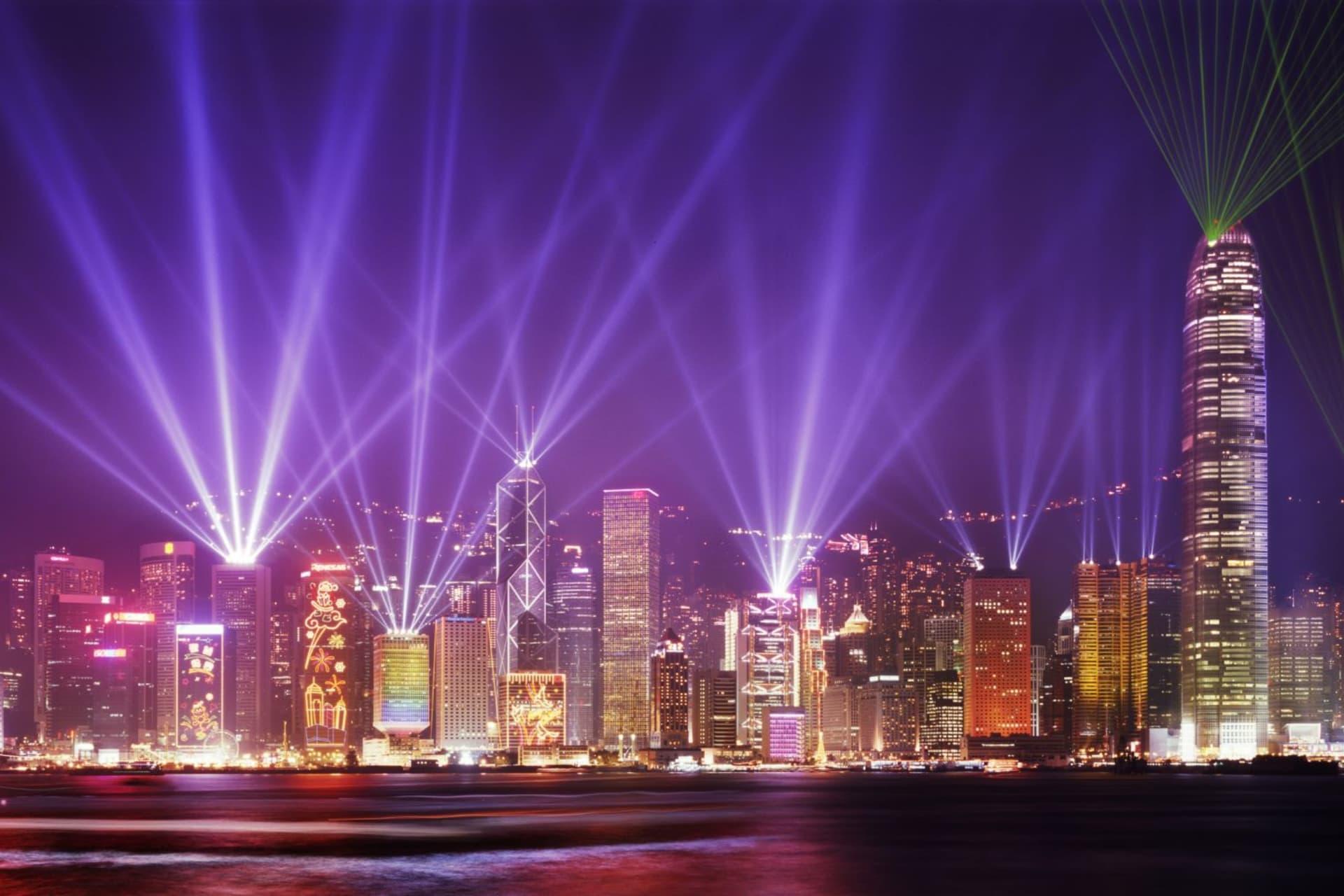 Hong Kong Firework